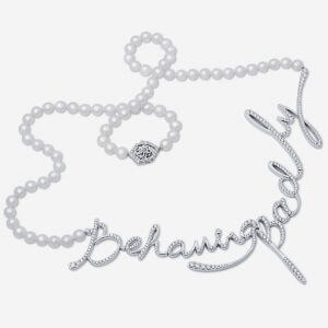 Behaving Badly Necklace