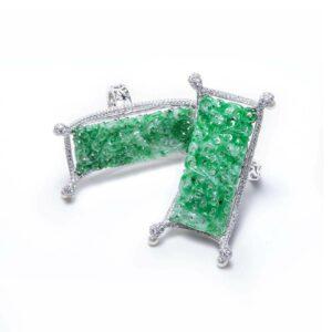 The Jade Empress Rings