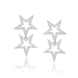 Ziggy Stardust Earrings